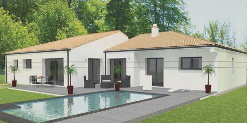 Projet de construction de maison SATOV